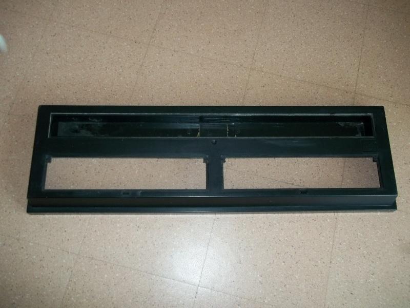 Transformation d'un couvercle 1 rampe en 2 rampes  avec pose 100_0016