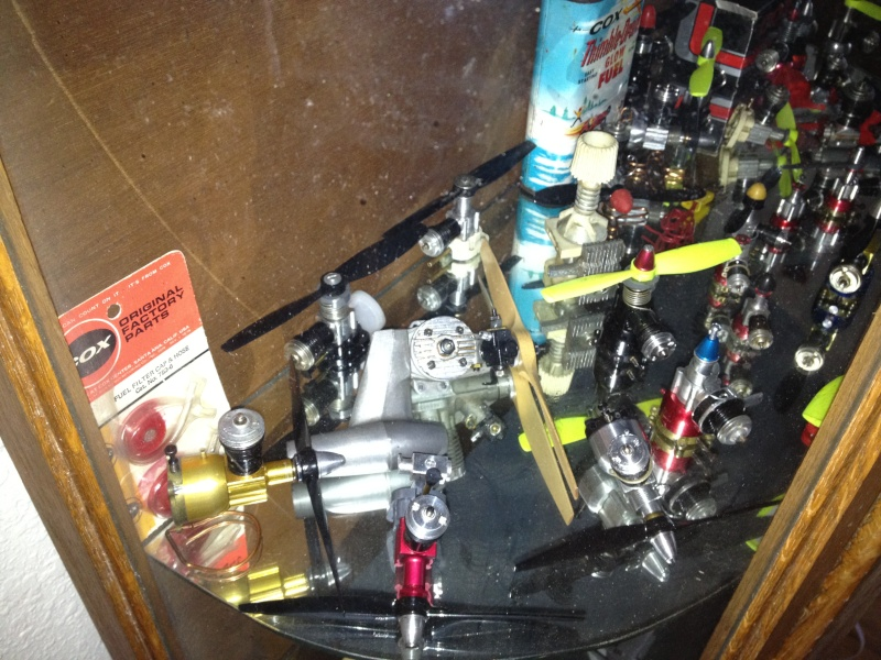 """Hobby King Mini-Stick 580mm """"Electric to Cox"""" Conversion Img_2319"""