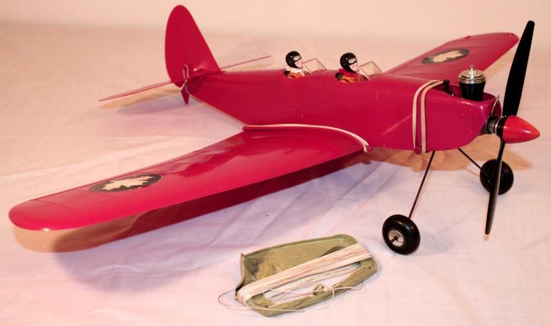 The infamous Cox PT-19 Control Line Trainer Kgrhqj12