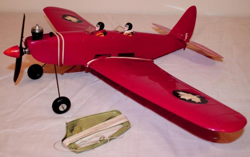 The infamous Cox PT-19 Control Line Trainer Kgrhqz10