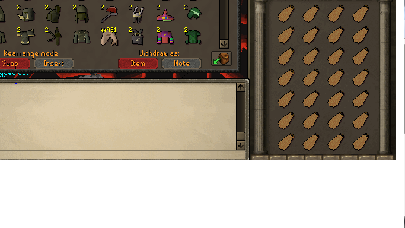 When a PvMer gets bored... Fcapes12