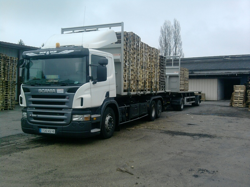 Bouyat (Etagnac, 16) Camion18