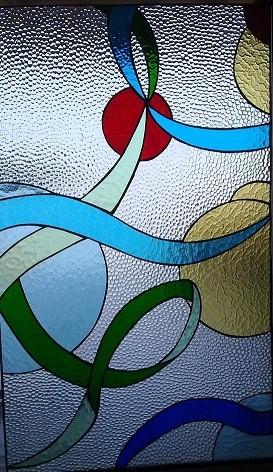 ecco una vetrata ... 03032010