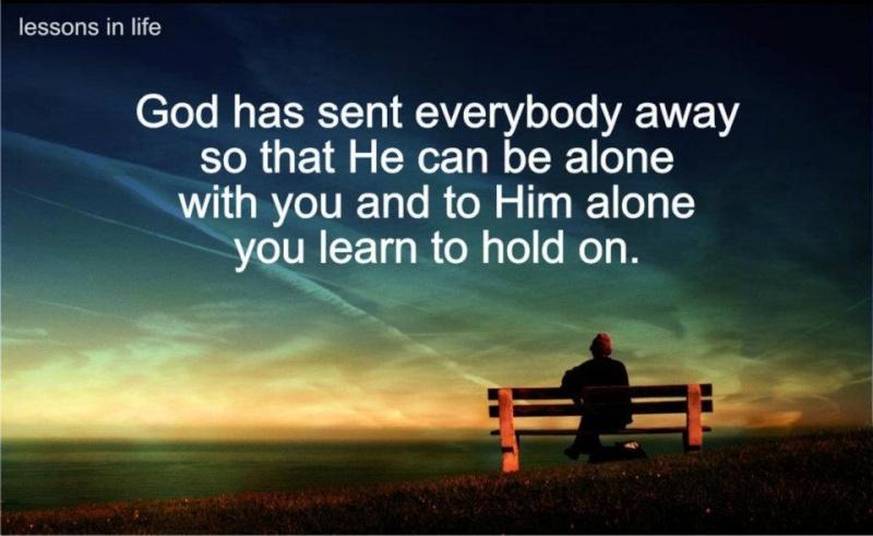 He Alone... 54682310
