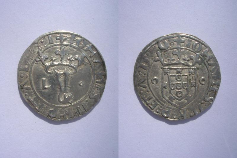 Réal de Jean II du Portugal (1481-1495). Dscn7312