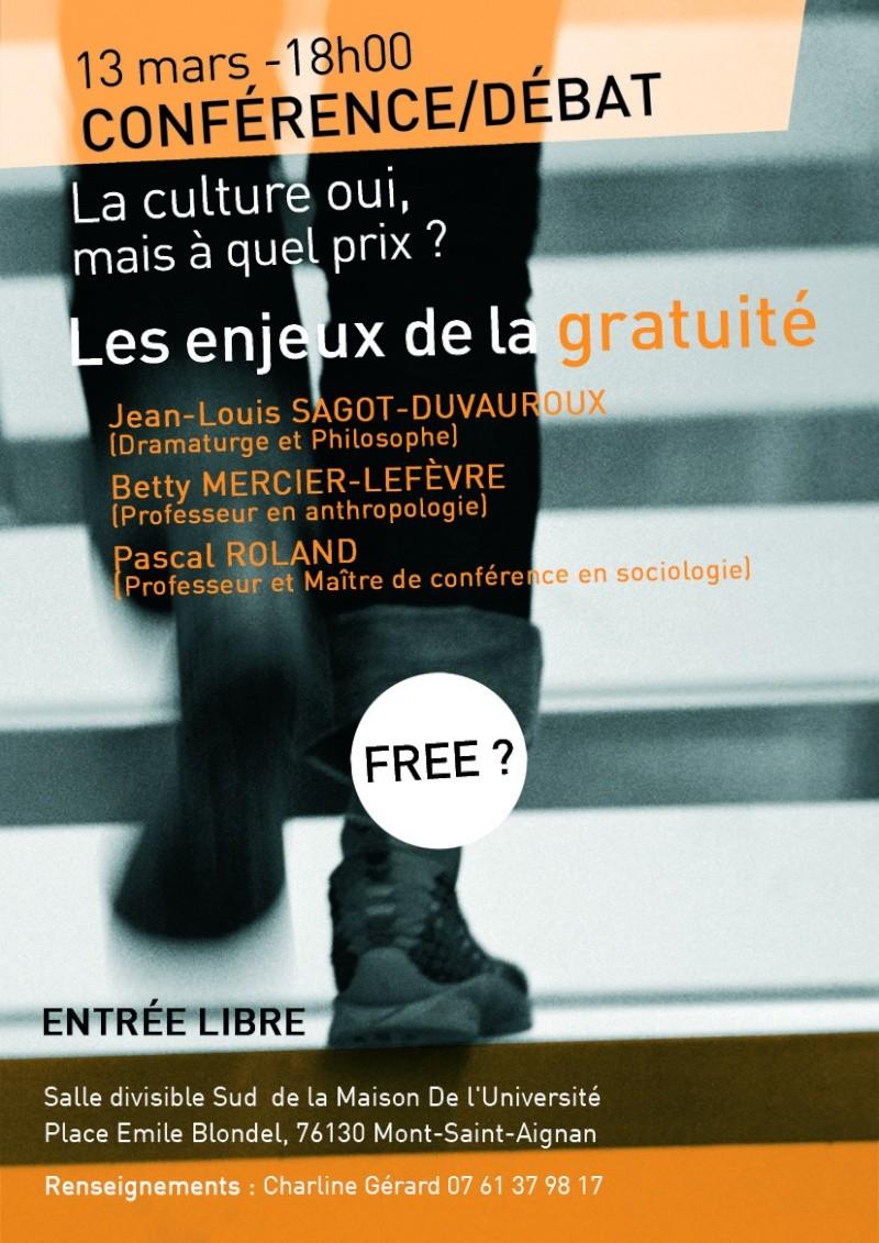 Art&Fac organise le festival les Pluriels Confer10