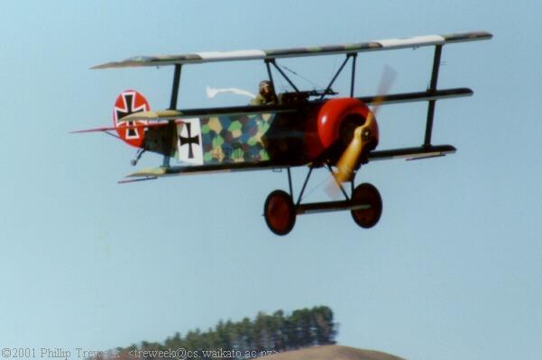 Fokker Dr.1 Arizona 516