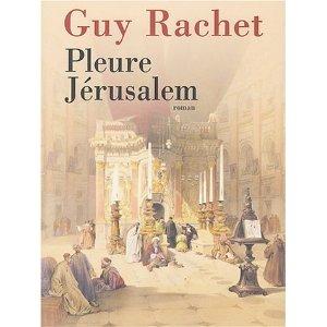 [Rachet, Guy] Pleure Jérusalem (Massada) Pleure23