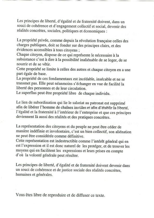 Candidat potentiel aux elections présidentielles Tract_16
