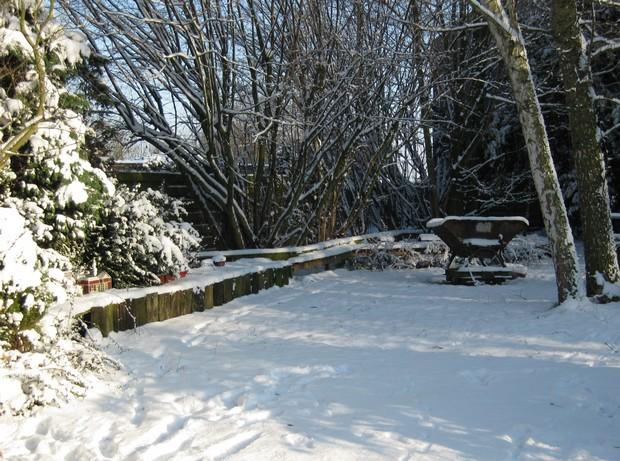 les Pelican Rail Road .. train de jardin en G Jardin10