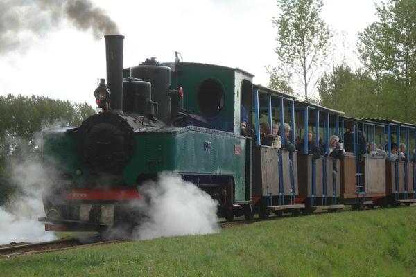 petit train de la Scarpe, Saint Amand les Eaux (59) Marcel11