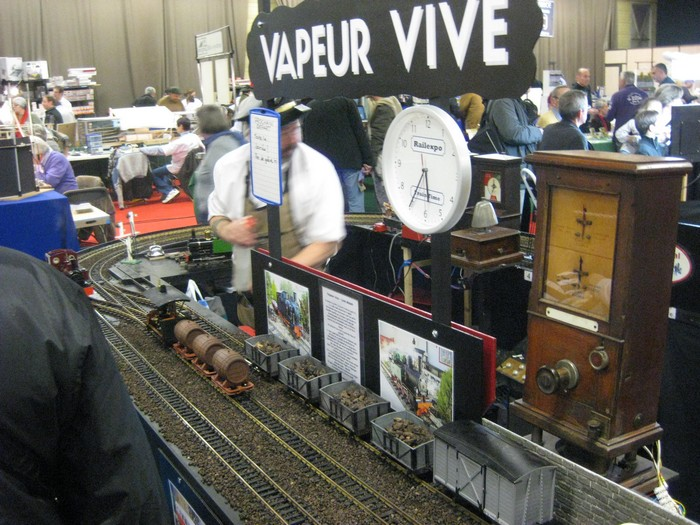 23, 24 et 25 novembre : Rail Expo à Cergy - Pontoise Photo_38