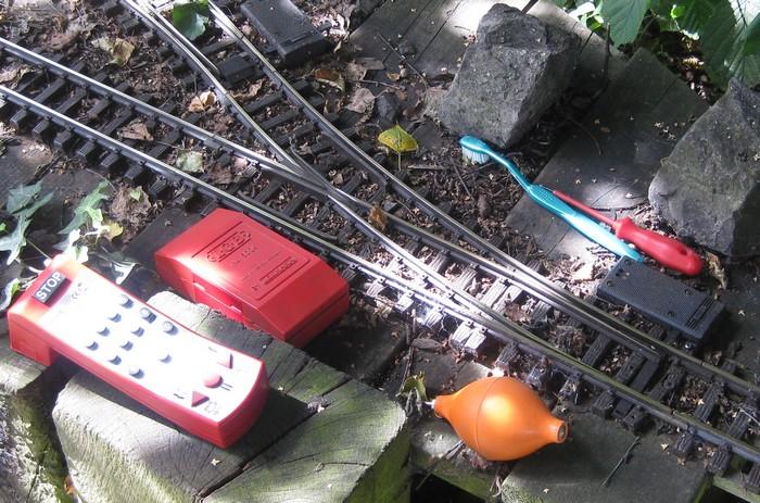 les Pelican Rail Road .. train de jardin en G Photo_51
