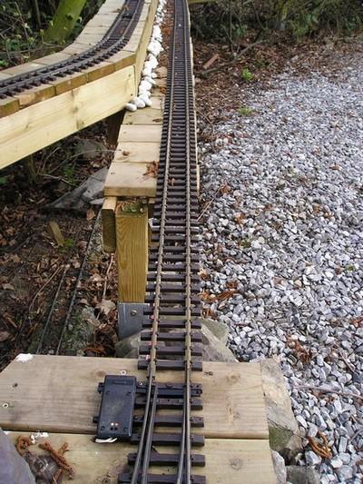 les Pelican Rail Road .. train de jardin en G Poteau10