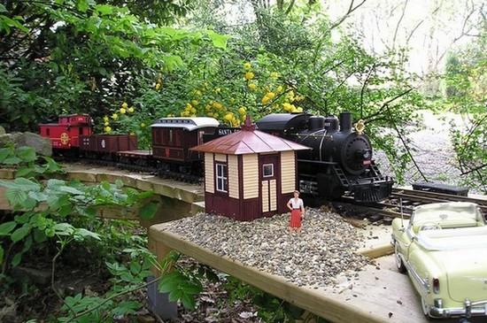 les Pelican Rail Road .. train de jardin en G Printe10