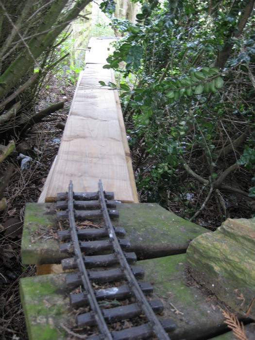 les Pelican Rail Road .. train de jardin en G Rapara10
