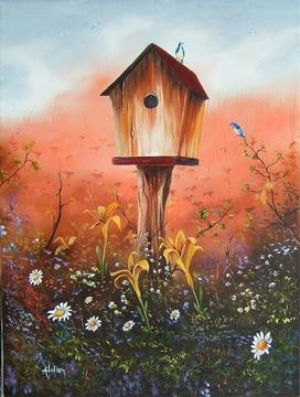 Ma passion ''La peinture'' Petite11