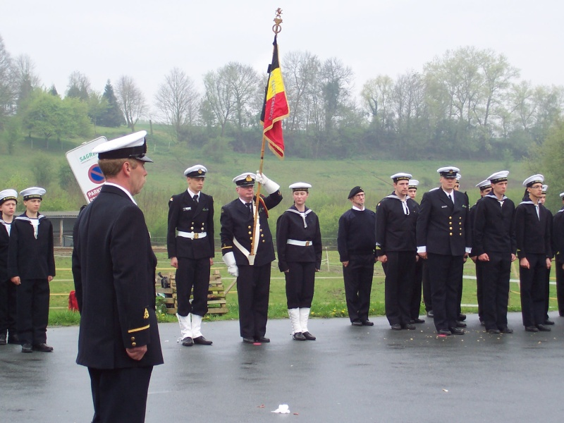 Faste ,Corps Royal des Cadets de Marine(Ittre)et les 90 ans - Page 2 Journa11