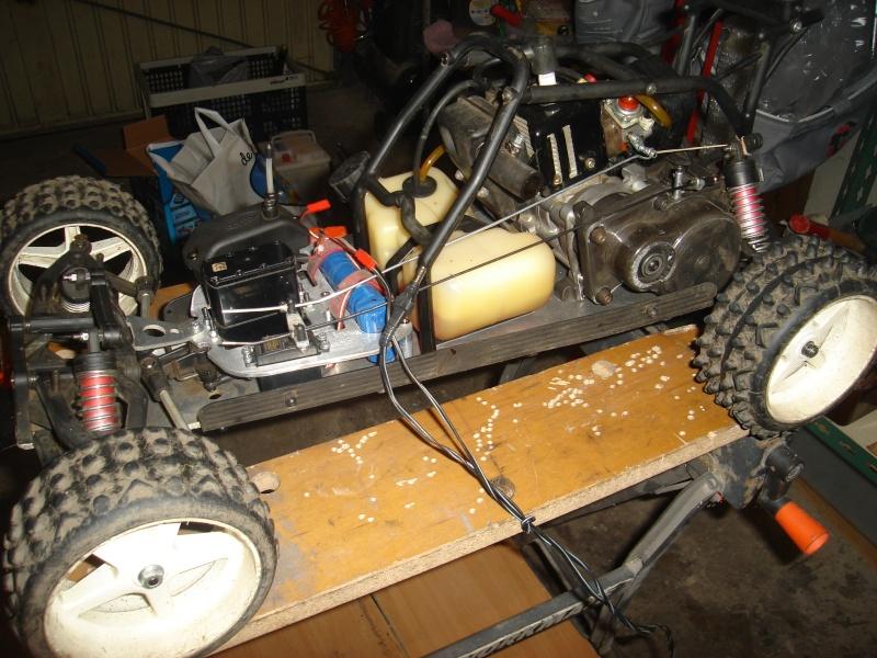 enfin un marder dans mon garage Dsc00623