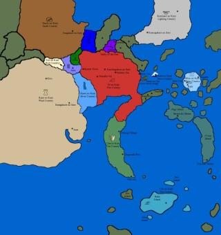 Karte von der Welt Naruto10