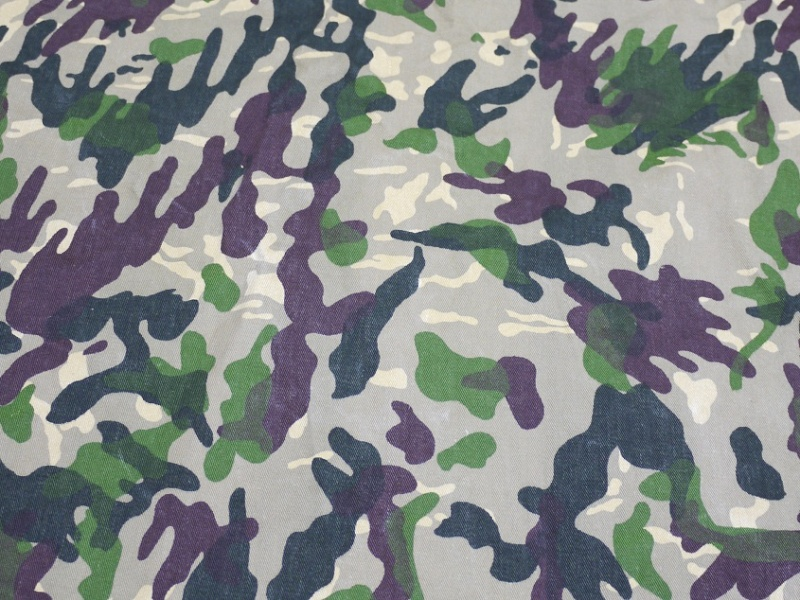 Spanish amoeba camo uniform 52110