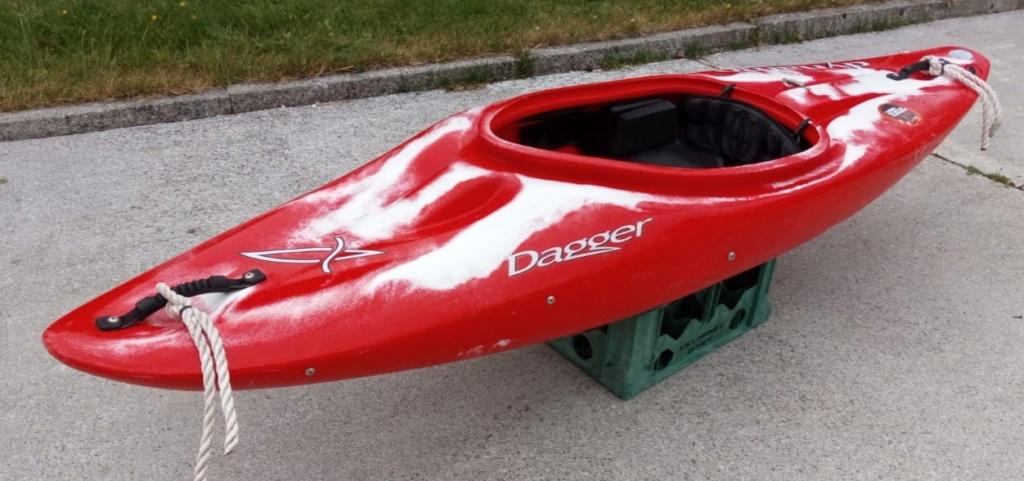 SOLD!! Dagger Dynamo kids kayak for sale Img_2010