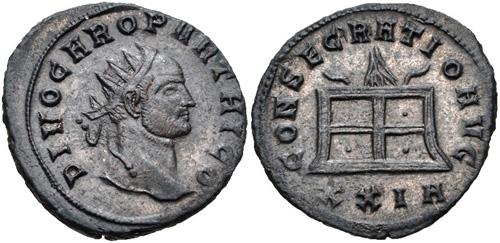Les monnaies de Consécration de Barzus - Page 2 Carus_11