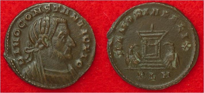 Les monnaies de Consécration de Barzus Chlore10