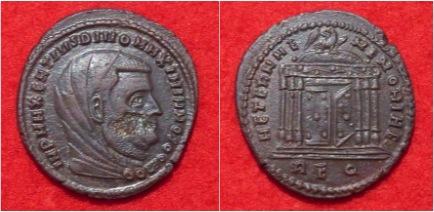 Les monnaies de Consécration de Barzus Galare10