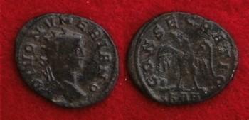 Les monnaies de Consécration de Barzus - Page 2 Numeri10