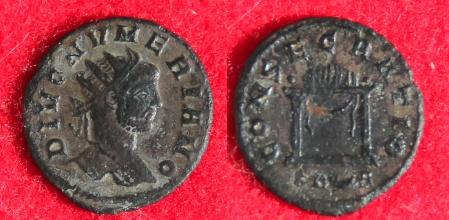 Les monnaies de Consécration de Barzus - Page 2 Numeri11