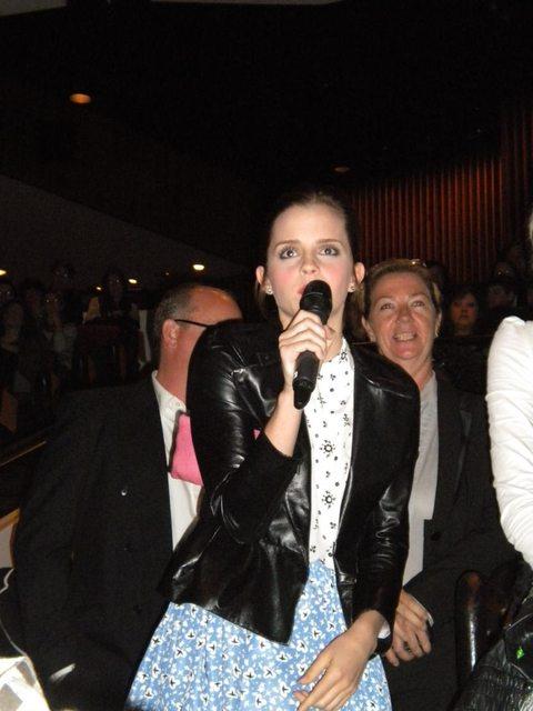 Emma Watson au festival Tribeca de New York. Sri7ql10