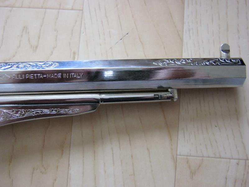Vend Pietta 1858 Argent et Doré  VENDU Img_0053