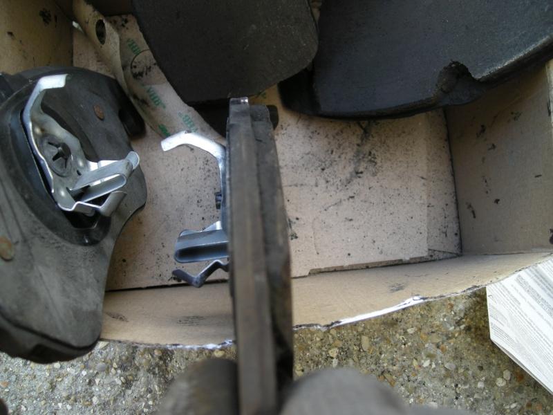 Plaquettes et disques de frein. Ylana511