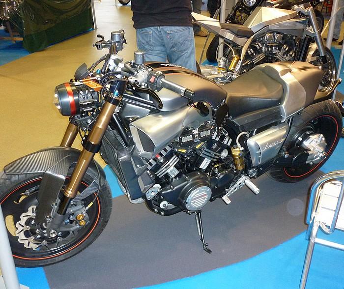 Salon Moto Legende 2012 16 - 18 novembre 215