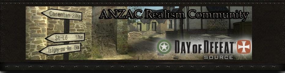 ANZAC - Realism