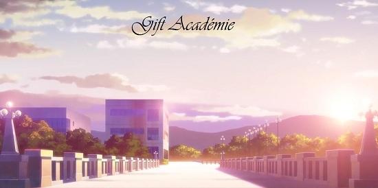 Gift Académie Gift10