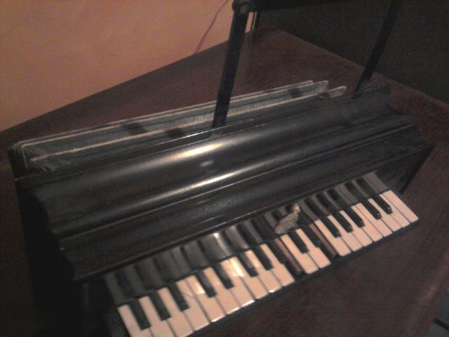 Harmoniflûte MayerMarix n° 1279 2012-127