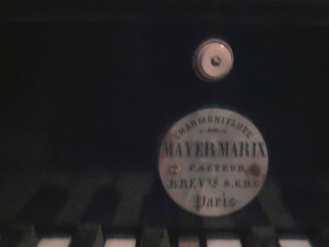 Harmoniflûte MayerMarix n° 1279 2012-128