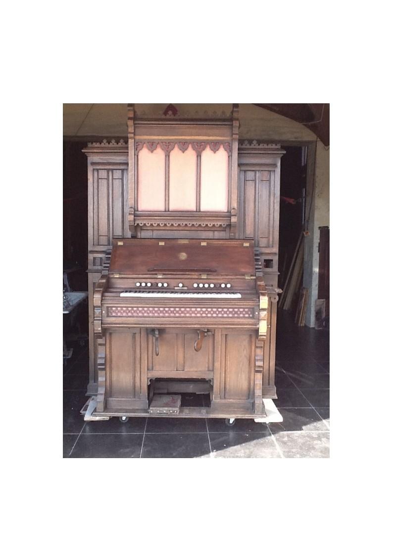 Un Alexandre avec tuyaux d'orgue sur Price minister Alexan11