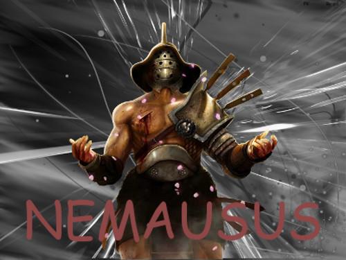 Graphiste: Designons Nemausus :) !  Fond-e12