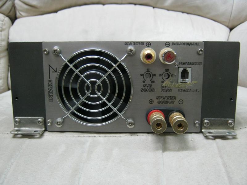 Tru Technology H-1 power amp (Used) Img_2822