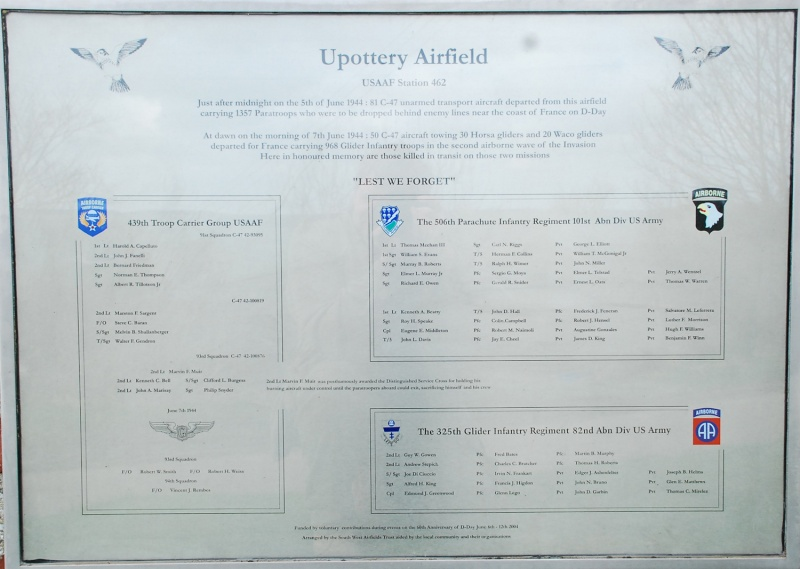 Uppotery airfield Potter10