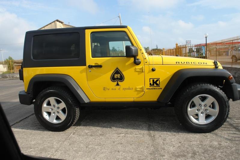 ...dopo le storie di ex e di jeep....e´arrivata Ace of spades 911