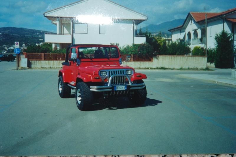Devo raccontarvi una lunga storia di amore e di ex....e di jeeps A11
