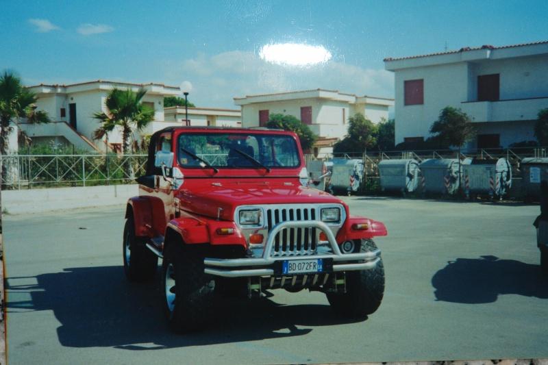 Devo raccontarvi una lunga storia di amore e di ex....e di jeeps C11