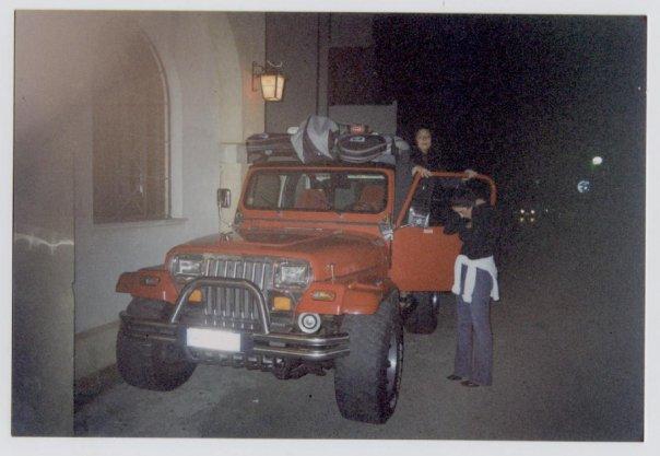 la mia ex YJ 4.0 Jeep_y10