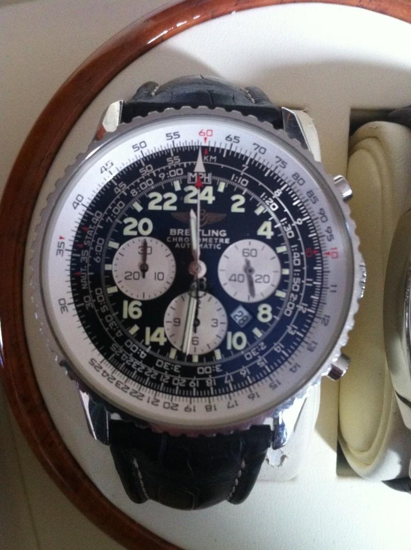 Collection de montres de mon père timide Montre10