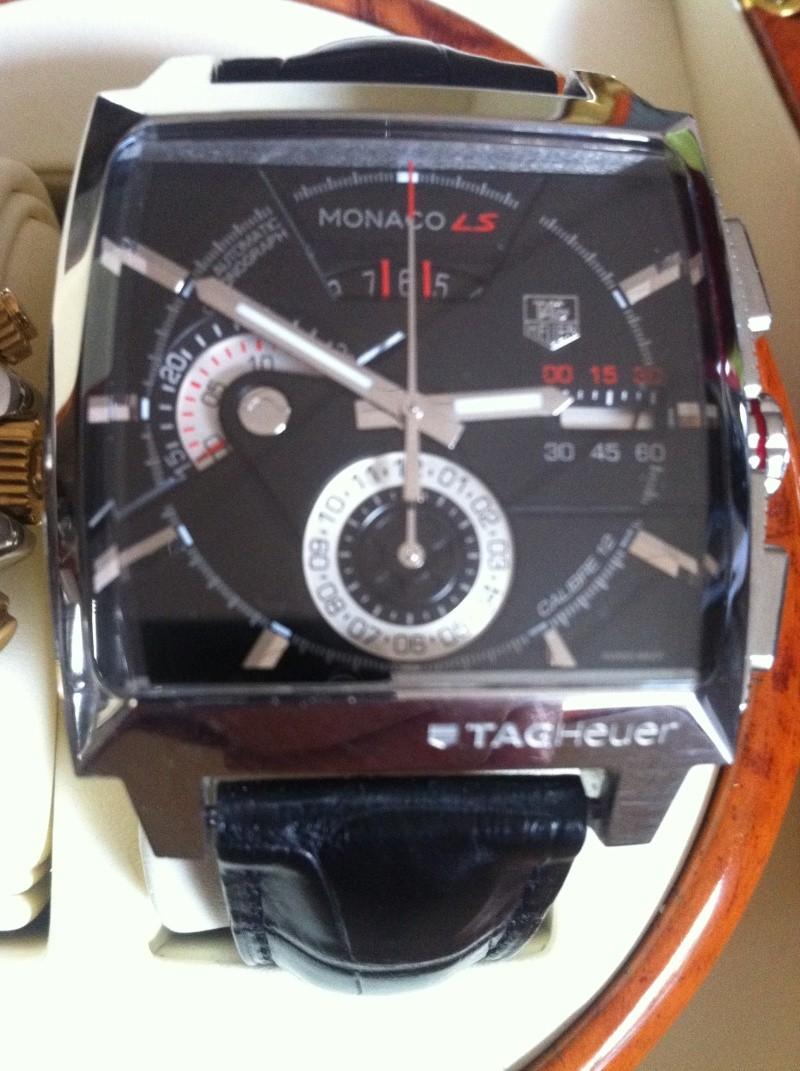 Collection de montres de mon père timide Montre12