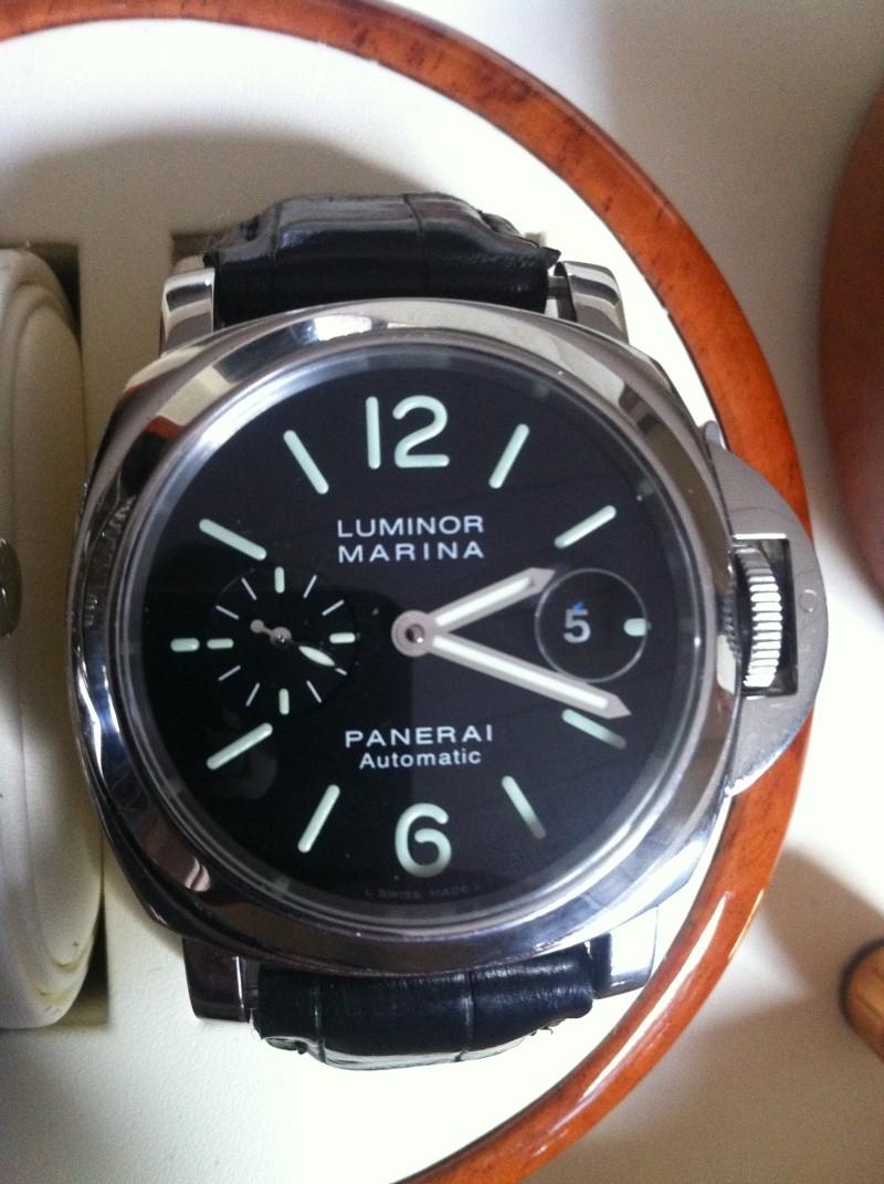 Collection de montres de mon père timide Montre15